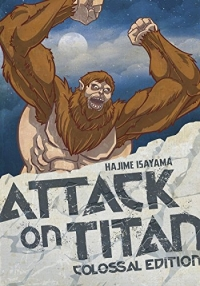 Attack on Titan: Colossal Edition - Vol.04