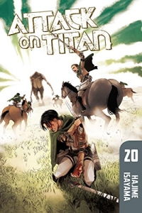 Attack on Titan - Vol.20: Kindle Edition