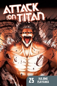 Attack on Titan - Vol.25: Kindle Edition