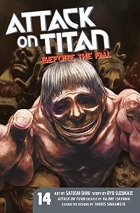 Attack on Titan: Before the Fall - Vol.14