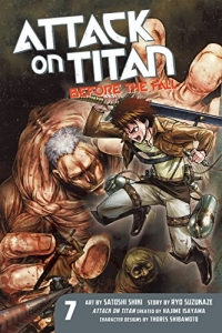 Attack on Titan: Before the Fall - Vol.07: Kindle Edition