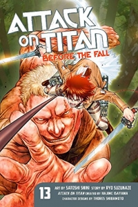 Attack on Titan: Before the Fall - Vol.13: Kindle Edition