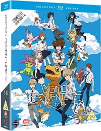 Digimon Adventure Tri. - Complete Movie Series: Collector's Edition [Blu-ray]