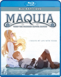 Maquia: When The Promised Flower Blooms [Blu-ray+DVD]