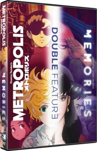 Double Feature: Metropolis / Memories