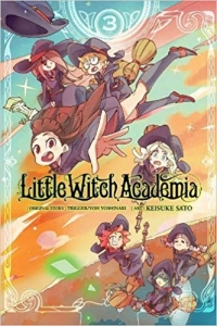 Little Witch Academia - Vol.03