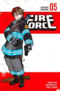 Fire Force - Vol.05: Kindle Edition