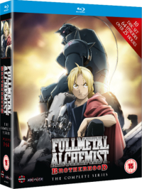 Fullmetal Alchemist: Brotherhood - Complete Series [Blu-ray]