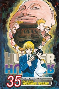 Hunter X Hunter - Vol.35