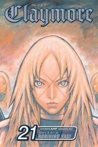 Claymore - Vol.21: Kindle Edition