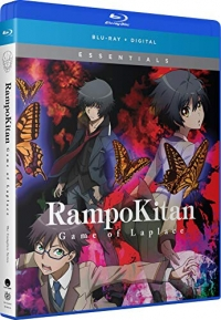 Rampo Kitan: Game of Laplace - Complete Series: Essentials [Blu-ray+Digital]
