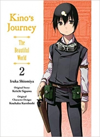 Kino's Journey: The Beautiful World - Vol.02