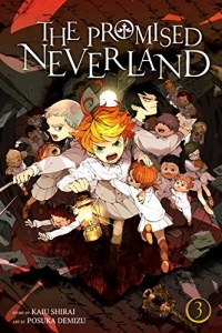 The Promised Neverland - Vol.03: Kindle Edition