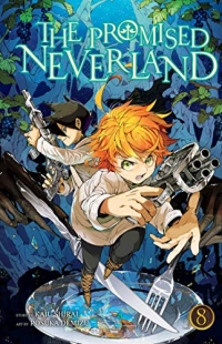 The Promised Neverland - Vol.08