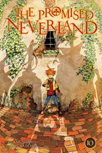 The Promised Neverland - Vol.10