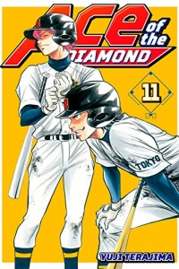 Ace of the Diamond - Vol.11: Kindle Edition