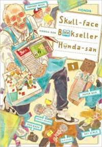 Skull-face Bookseller Honda-san - Vol.01: Kindle Edition