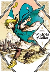 Witch Hat Atelier - Vol.01: Kindle Edition