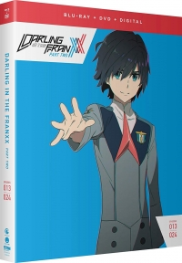 DARLING in the FRANXX - Part 2/2 [Blu-ray+DVD]