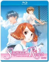 Sagrada Reset - Complete Series (OwS) [Blu-ray]