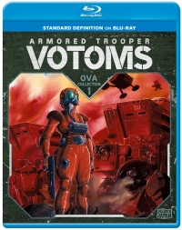 Armored Trooper Votoms: OVA Collection - Vol.1 [SD on Blu-ray]