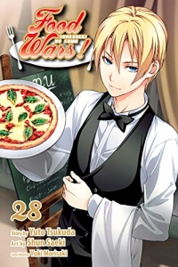 Food Wars!: Shokugeki no Soma - Vol.28: Kindle Edition