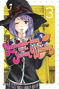 Yamada-kun and the Seven Witches - Vol.03: Kindle Edition