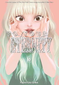 To Your Eternity - Vol.10