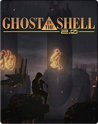 Ghost in the Shell 2.0 - Limited FuturePak Edition [Blu-ray]