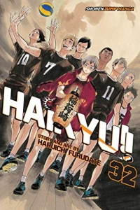 Haikyu!! - Vol.32
