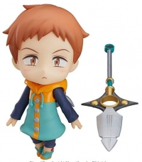 Seven Deadly Sins - Figurine: King (Nendoroid)