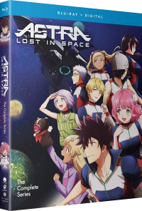 Astra Lost in Space - Complete Series [Blu-ray]