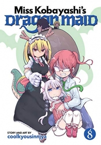 Miss Kobayashi's Dragon Maid - Vol.08