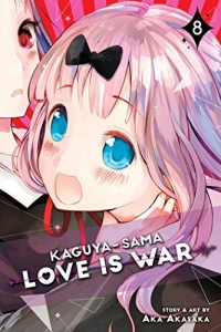 Kaguya-Sama: Love Is War - Vol.08