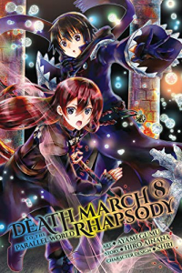 Death March to the Parallel World Rhapsody - Vol.08