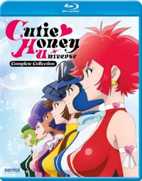 Cutie Honey Universe - Complete Series [Blu-ray]