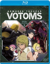 Armored Trooper Votoms: OVA Collection - Vol.2 [Blu-ray]