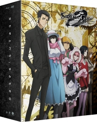 Steins;Gate 0 - Part 1/2: Limited Edition [Blu-ray+DVD] + Artbox