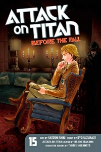 Attack on Titan: Before the Fall - Vol.15: Kindle Edition