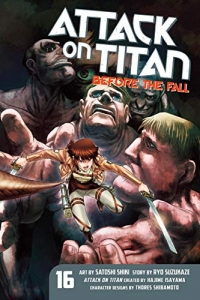 Attack on Titan: Before the Fall - Vol.16: Kindle Edition