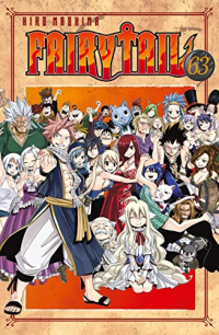 Fairy Tail - Bd.63: Kindle Edition