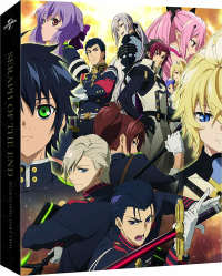 Seraph of the End: Vampire Reign - Part 2/2: Collector's Edition [Blu-ray]