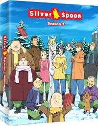 Silver Spoon: Season 2 - Complete Series: Collector's Edition (OwS) [Blu-ray]