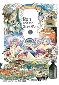 Ran and the Gray World - Vol.03