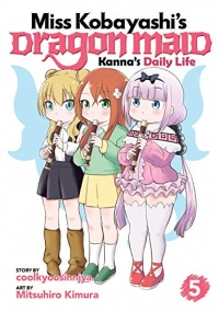 Miss Kobayashi's Dragon Maid: Kanna's Daily Life - Vol.05: Kindle Edition