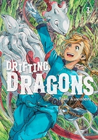 Drifting Dragons - Vol.03: Kindle Edition