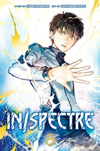In/Spectre - Vol.08: Kindle Edition
