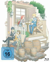 Sword Art Online: Alicization - Vol.2/8 [Blu-ray]