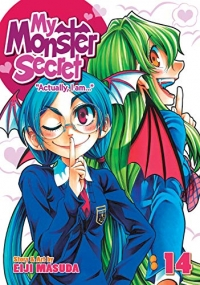 My Monster Secret - Vol.14: Kindle Edition