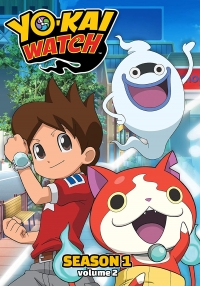 Yo-Kai Watch: Season 1 - Vol.02